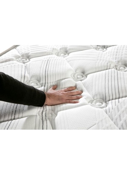 Colchón Soft Confort De Muelle Ensacado