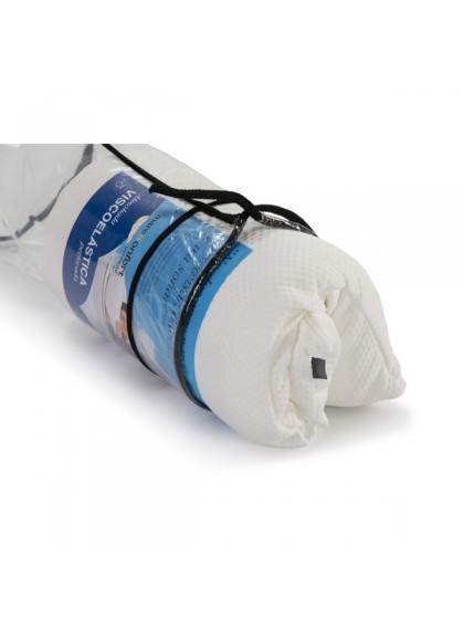 Almohada visco-carbono Perforada