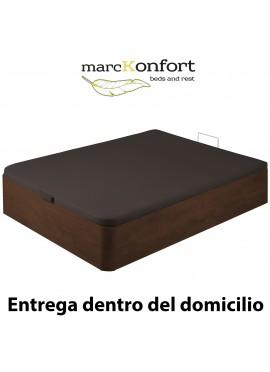 Canapé Melamina Color Cerezo Ocuro